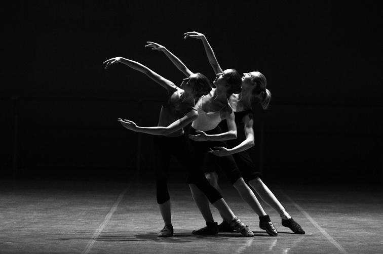 choreographie und ensemblegesang